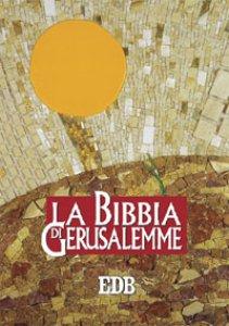 Copertina di 'La Bibbia di Gerusalemme'