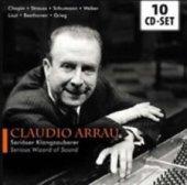 Serious wizard of sound. Piano - Claudio Arrau