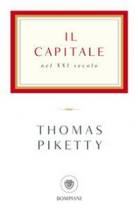 Copertina di 'Il capitale nel XXI secolo'