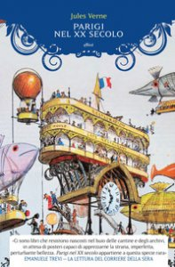 Copertina di 'Parigi nel XX secolo'