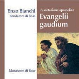 """Copertina di 'L' esortazione apostolica """"Evangelii Gaudium"""" CD mp3'"""