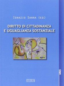 Copertina di 'Diritti di cittadinanza e uguaglianza sostanziale'