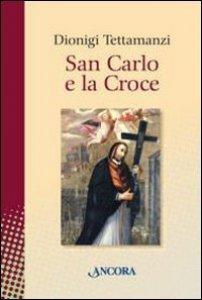 Copertina di 'San Carlo e la Croce'
