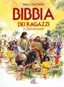 Copertina di 'Bibbia dei ragazzi in 365 racconti'