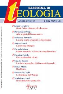 Rassegna di Teologia 2012 - n. 2