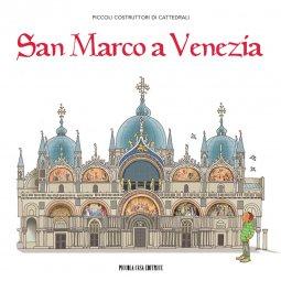 Copertina di 'San Marco a Venezia'