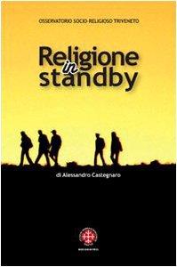 Copertina di 'Religione in stand by'