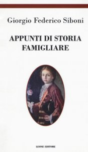 Copertina di 'Appunti di storia famigliare'