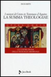 Copertina di 'I misteri di Cristo in Tommaso d'Aquino. �La Summa Theologiae�'