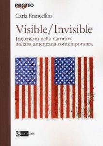 Copertina di 'Visible/invisible. Incursioni nella narrativa italiana americana contemporanea'