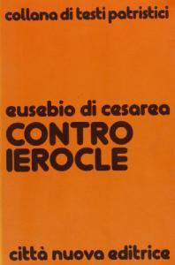Copertina di 'Contro Ierocle'