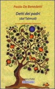 Copertina di 'Detti dei padri (dal Talmud)'