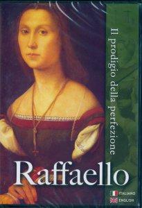 Copertina di 'Raffaello - Il prodigio della perfezione (DVD + libro)'