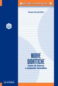 Copertina di 'Nuove didattiche. Linee di ricerca e proposte formative'