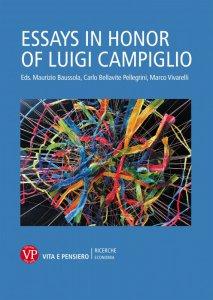 Copertina di 'Essays in honor of Luigi Campiglio'