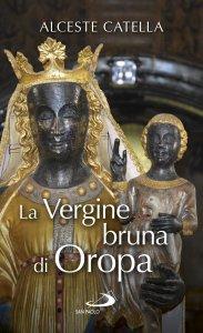 Copertina di 'La Vergine bruna di Oropa'