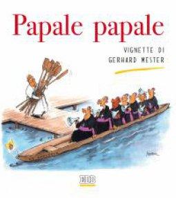 Copertina di 'Papale papale'