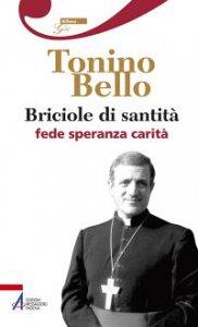 Copertina di 'Briciole di santità - don Tonino Bello'