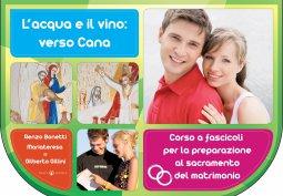 Copertina di 'L' acqua e il vino: verso Cana'