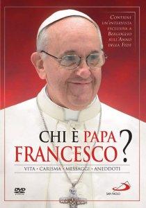 Copertina di 'Chi è Papa Francesco?'