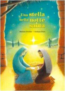 Copertina di 'Una stella nella notte santa'