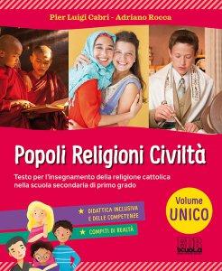 Copertina di 'Popoli Religioni Civiltà'