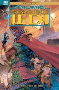 Copertina di 'Le cronache degli jedi. Star Wars'