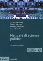 Manuale di scienza politica. Con Contenuto digitale per download e accesso on line - Capano Giliberto, Piattoni Simona, Raniolo Francesco