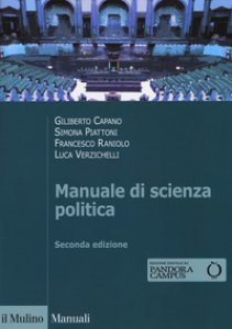 Copertina di 'Manuale di scienza politica. Con Contenuto digitale per download e accesso on line'