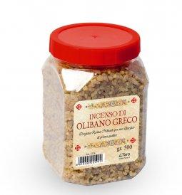 Copertina di 'Incenso profumato di olibano greco in confezione da 500 gr.'