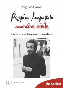 Copertina di 'Peppino Impastato martire civile'