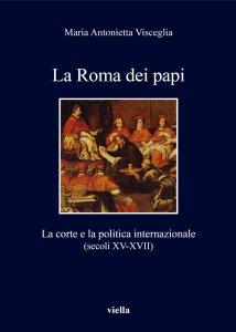 Copertina di 'La Roma dei papi'