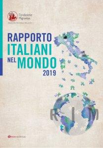 Copertina di 'Rapporto Italiani nel Mondo 2019'
