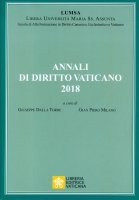 Annali di diritto vaticano 2018