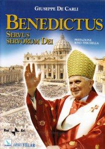 Copertina di 'Benedictus XVI. Servus servorum Dei'