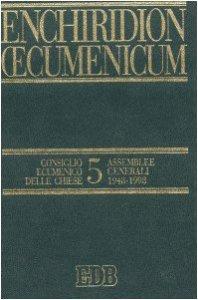 Copertina di 'Enchiridion Oecumenicum. 5'