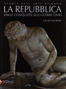 Copertina di 'Storia dell'arte romana'