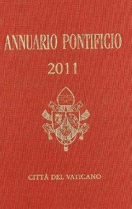 Copertina di 'Annuario pontificio (2011)'