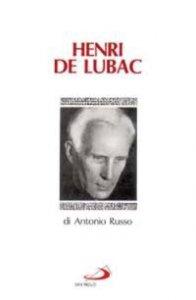 Copertina di 'Henri De Lubac'