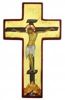 Croce con icona a stampa