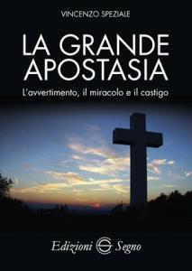 Copertina di 'La grande apostasia'