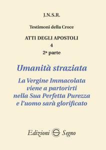 Copertina di 'Atti degli apostoli 4.  2° parte'