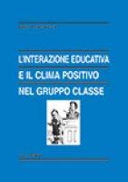 L' interazione educativa e il clima positivo nel gruppo classe - Emad Samir Matta