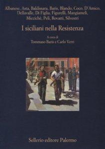 Copertina di 'I siciliani nella Resistenza'
