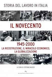Copertina di 'Storia del lavoro in Italia'