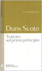 Copertina di 'Trattato sul primo principio. Testo latino a fronte'