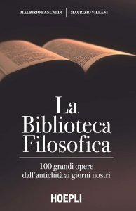 Copertina di 'La biblioteca filosofica'