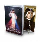 Libretto con Rosario Divina Misericordia - Italiano