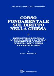 Copertina di 'Corso fondamentale sul diritto nella Chiesa. Volume II'