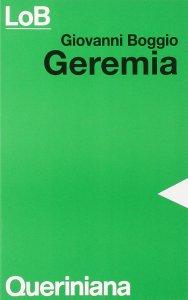 Copertina di 'Geremia. La testimonianza di un martire'